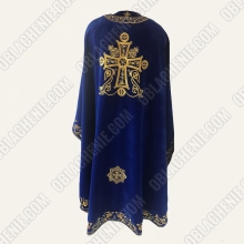 EMBROIDERED PRIEST'S VESTMENTS 11321