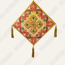 Epigonation embroidered 11388