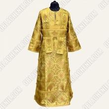 Subdeacon's vestments 11532