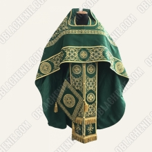 EMBROIDERED PRIEST'S VESTMENTS 11562