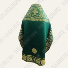 EMBROIDERED PRIEST'S VESTMENTS 11562 2