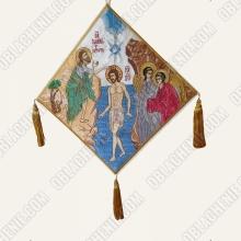 Epigonation embroidered 11652 1