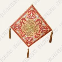 Epigonation embroidered 11654 1