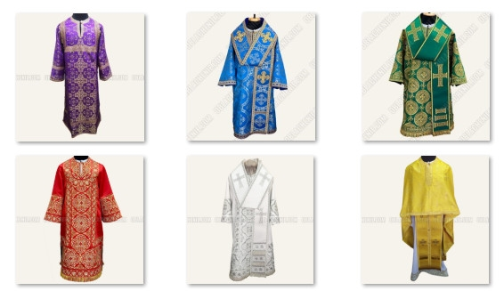 Vestments colors meaning
